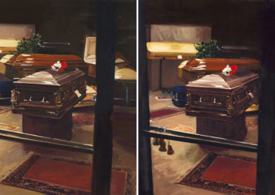 Pall Gallery (diptych)
